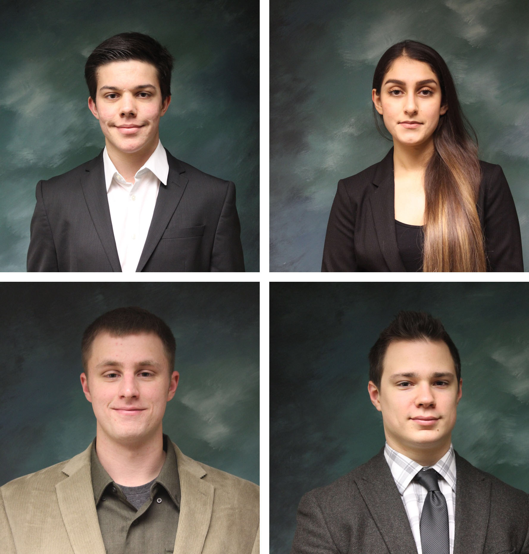 Four Michigan State University students nominated for national STEM scholarship