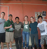 Grants Support Honors College Student Service Projects Abroad